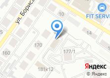 Компания «ПРОМСТРОЙ-НСК» на карте