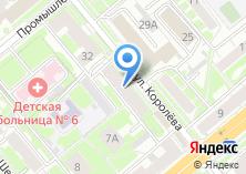 Компания «Сервис-Ю» на карте