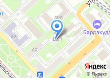 Компания «Учительский» на карте