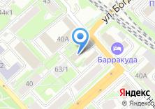 Компания «Скорая автопомощь» на карте