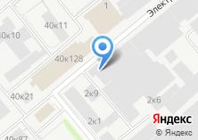 Компания «АВВ-Снабжение» на карте