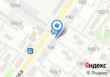 Компания «Ариант» на карте