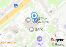 Компания «Дзержинка» на карте