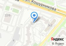 Компания «Атоп-Нск» на карте