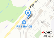 Компания «СББ Сервис Авто-плюс» на карте