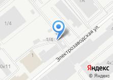 Компания «Газтепломонтаж» на карте