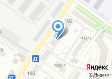 Компания «Касмея» на карте
