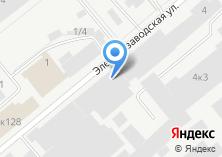 Компания «Сибирская Нива» на карте
