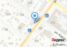 Компания «Сибванна» на карте