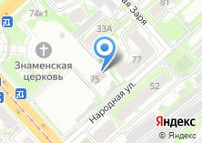Компания «Приход в честь иконы Божией Матери Знамение-Абалацкая» на карте