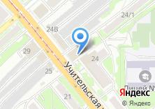 Компания «Сеть салонов по продаже и ремонту сотовых телефонов» на карте