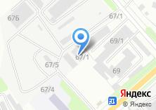 Компания «СибМашинери» на карте