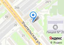 Компания «Грузчики НСО» на карте