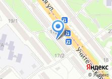 Компания «СУШИ Маг» на карте