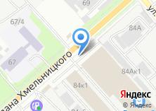 Компания «Абат-Сервис НСК» на карте
