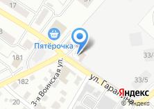 Компания «Автовышка154» на карте