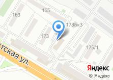 Компания «ВЕНТиКОН» на карте