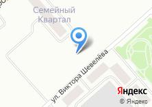 Компания «Просторный» на карте