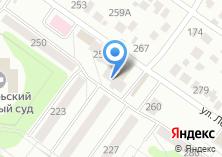 Компания «Ирика» на карте