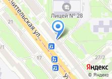 Компания «Империя АКС» на карте