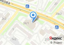 Компания «Ключик Замочек» на карте