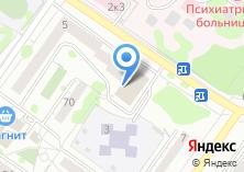Компания «Лимпопо» на карте
