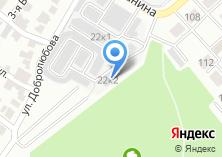 Компания «Сервис-Квадро» на карте