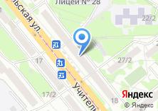 Компания «Грузчик сервис» на карте