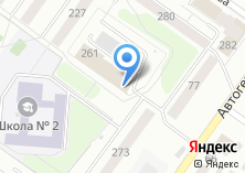 Компания «Антиплесень. Про» на карте