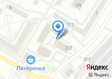 Компания «АДМИН НСК» на карте