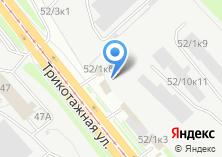 Компания «Авс-Шина» на карте