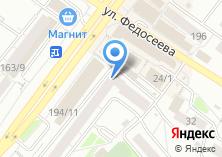 Компания «Сибакадемстрой Недвижимость» на карте