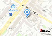 Компания «МАГАЗИНчик» на карте