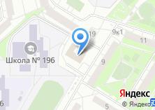 Компания «Триком» на карте