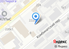 Компания «Скирон» на карте
