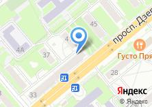 Компания «Телефон & Сервис» на карте