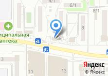 Компания «Бегом к нам» на карте