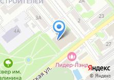 Компания «Театрал» на карте