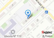 Компания «Общественная приемная депутата Совета депутатов г. Новосибирска Фоломкина Ю.А.» на карте