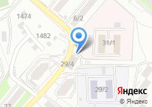 Компания «АБ-СРУБ» на карте