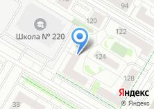 Компания «Строящийся жилой дом по ул. Большевистская» на карте