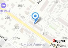 Компания «SIBPRIME» на карте