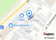 Компания «Автоаптека доктора Ломухина» на карте