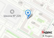 Компания «Мясной гастроном» на карте
