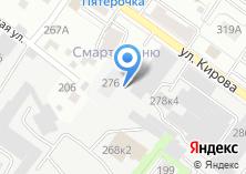 Компания «Новосибспецпроект» на карте