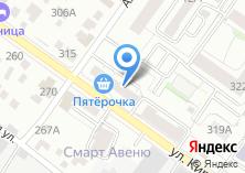 Компания «Абзац» на карте