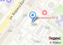 Компания «Relaxx» на карте