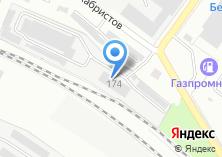 Компания «ПродОптима» на карте