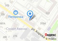 Компания «Крепежные материалы» на карте