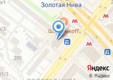 Компания «Ёfinance» на карте